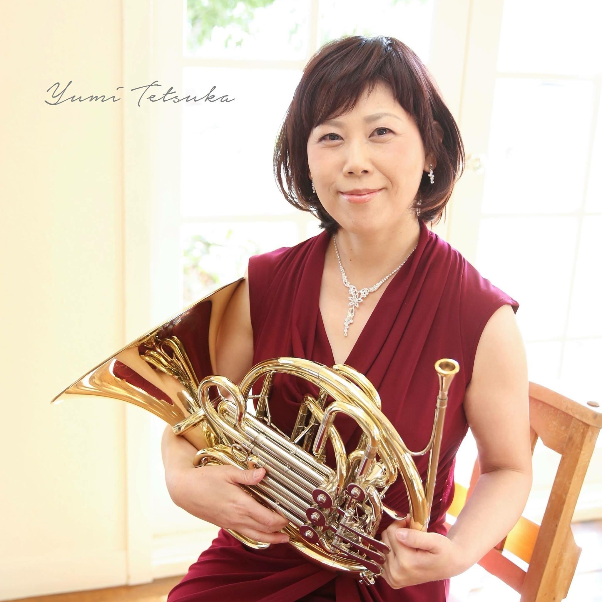 こんにちは管楽器コーチの由美です